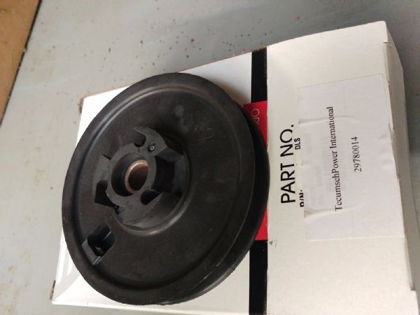 Tecumseh 29780014 recoil starter pulley